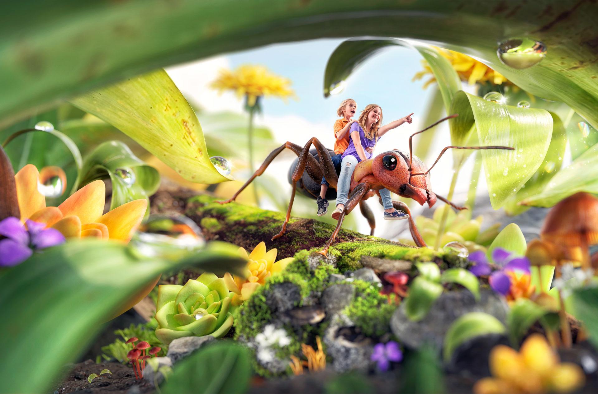 Universeum Bugs Hero